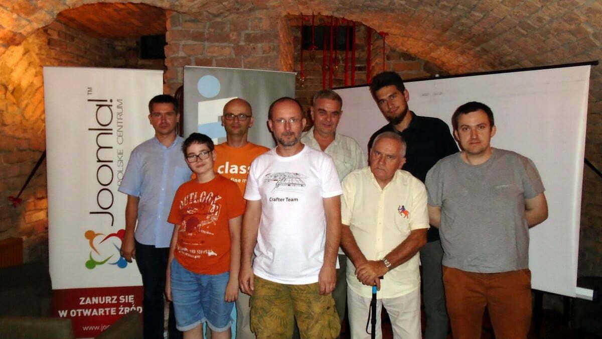 GALERIA: spotkanie Joomla w Poznaniu
