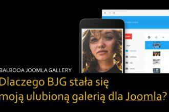 29.11.18: Wykład o Balbooa Joomla Gallery